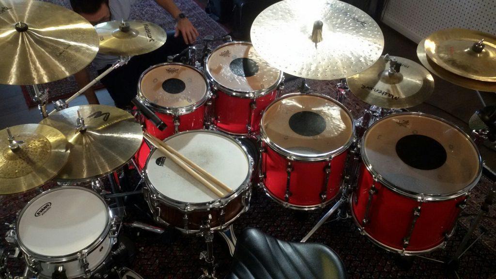 Matthias Lück - Drummer - Schlagzeuger - Drums