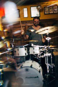 Matthias Lück live mit Sakae drums & Masterwork Cymbals