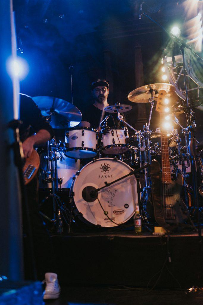 Matthias Lück Schlagzeuglehrer