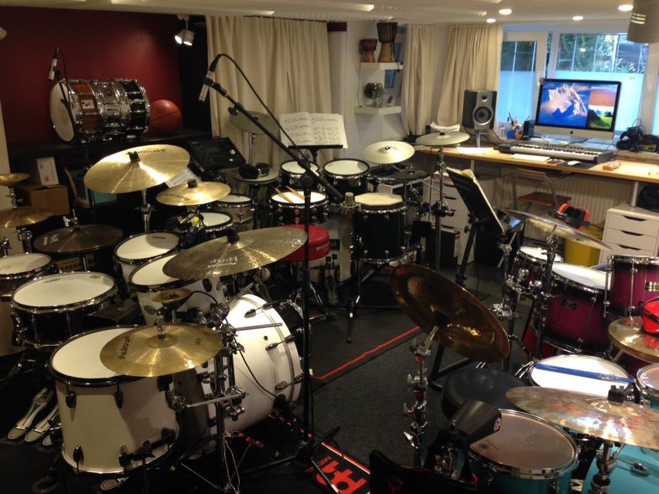 Schlagzeugschule