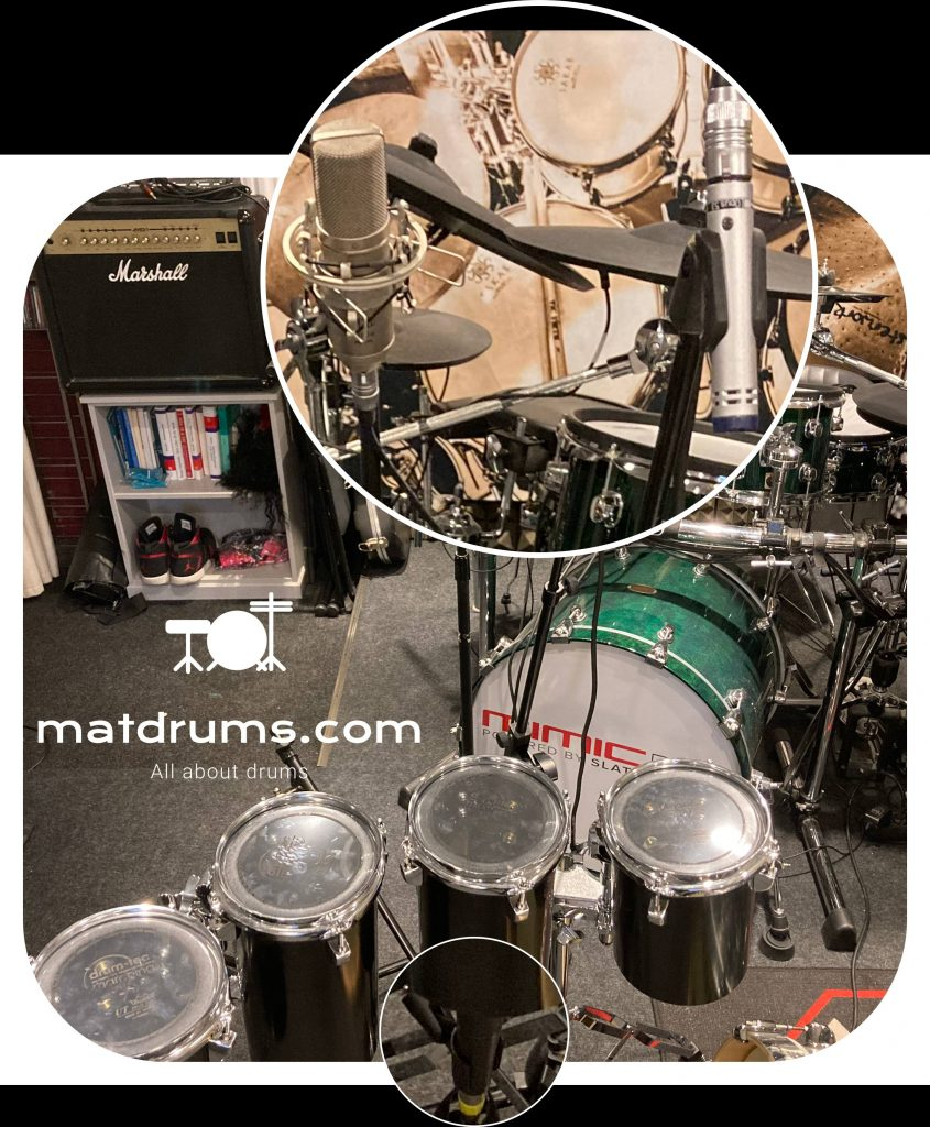 matdrums making of Sound Edition